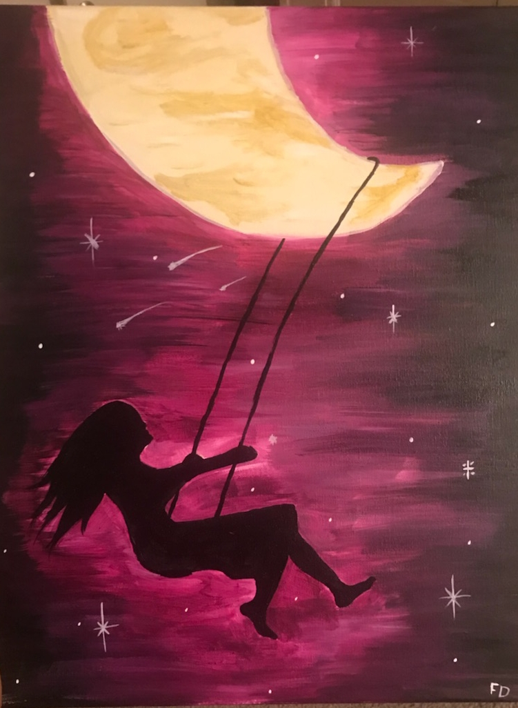 """Wish Upon a Star"" $25"